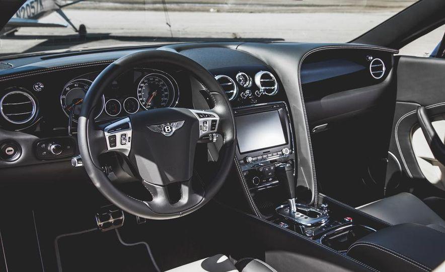 2015 Bentley Continental GT Speed convertible - Slide 13