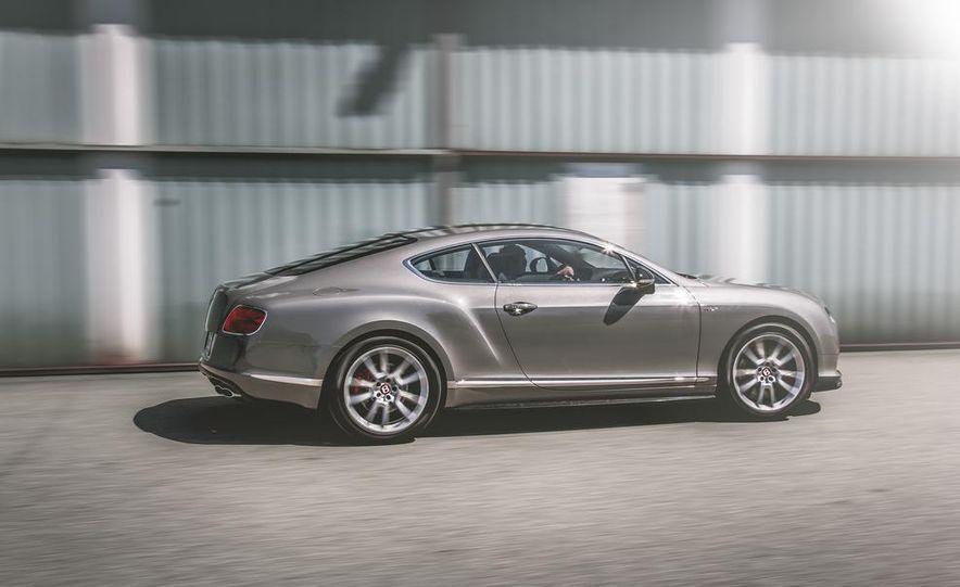 2015 Bentley Continental GT Speed convertible - Slide 10