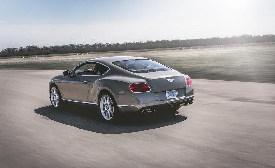 2015 Bentley Continental GT Speed convertible - Slide 11