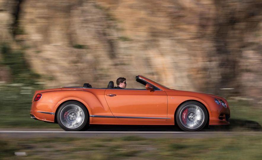 2015 Bentley Continental GT Speed convertible - Slide 2