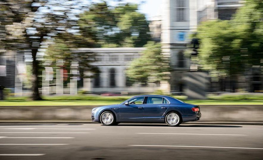 2015 Bentley Continental GT Speed convertible - Slide 25