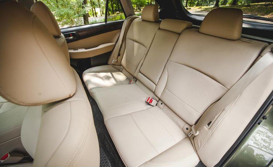 2015 Subaru Outback 3.6R - Slide 27