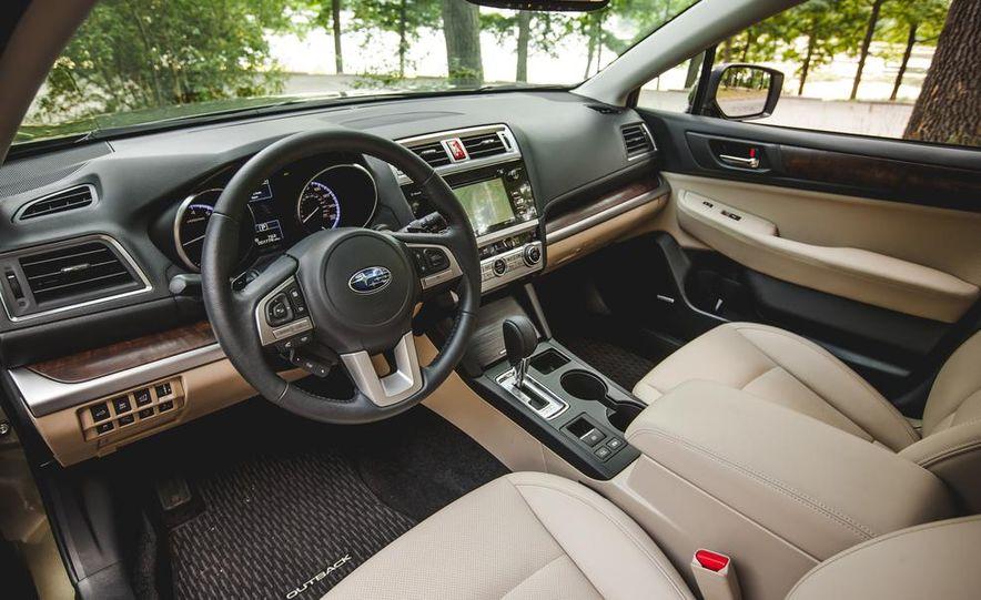 2015 Subaru Outback 3.6R - Slide 31