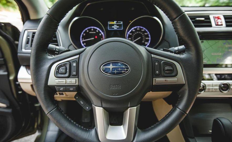 2015 Subaru Outback 3.6R - Slide 41