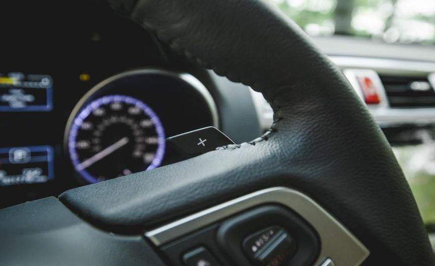 2015 Subaru Outback 3.6R - Slide 42