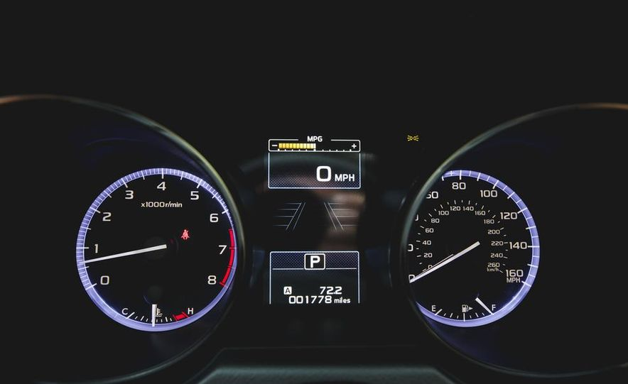 2015 Subaru Outback 3.6R - Slide 43