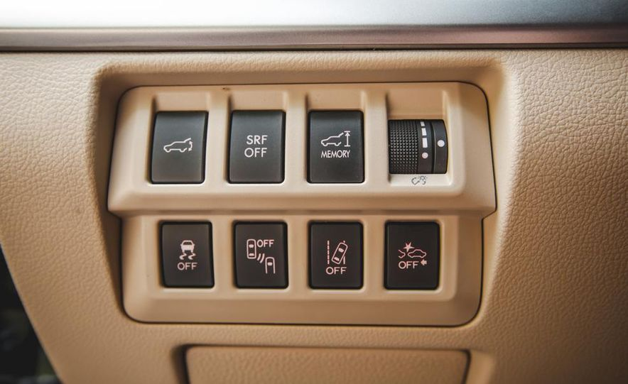 2015 Subaru Outback 3.6R - Slide 44
