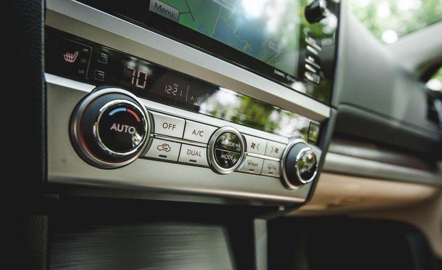 2015 Subaru Outback 3.6R - Slide 45