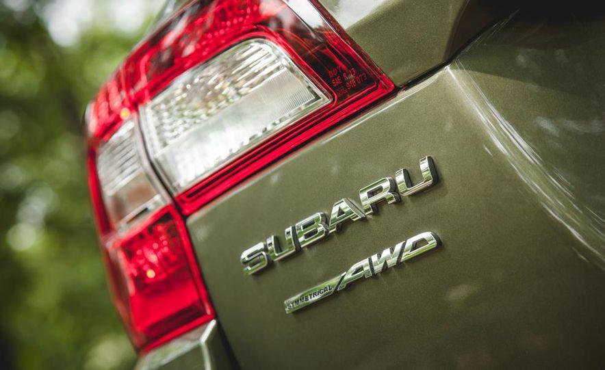 2015 Subaru Outback 3.6R - Slide 24