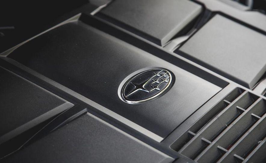 2015 Subaru Outback 3.6R - Slide 52