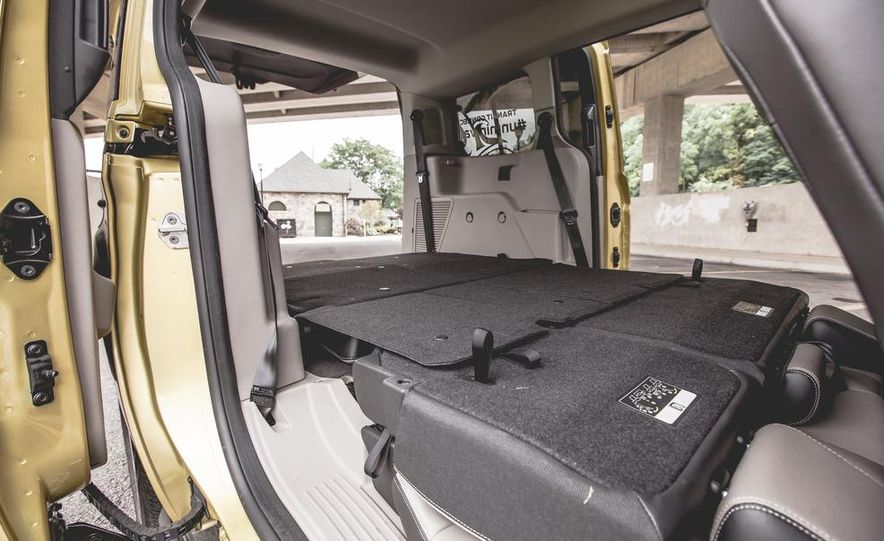 2014 Ford Transit Connect wagon - Slide 40