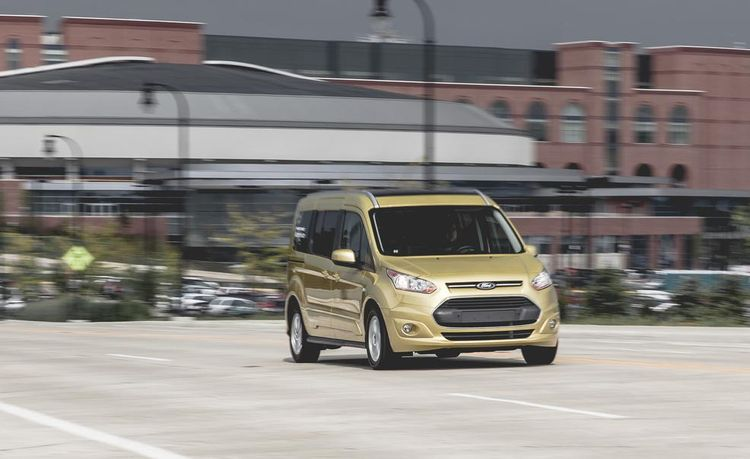 2014 Ford Transit Connect 2.5 LWB
