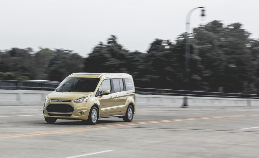 2014 Ford Transit Connect wagon - Slide 3