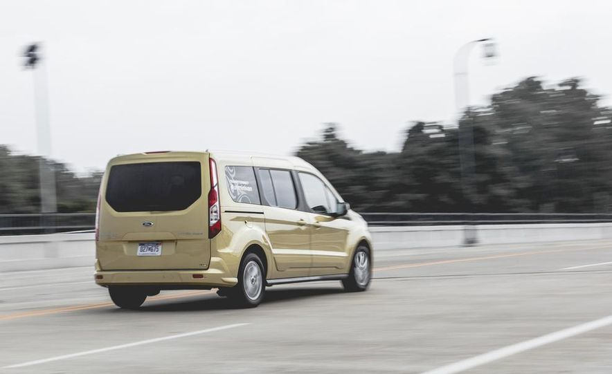 2014 Ford Transit Connect wagon - Slide 6