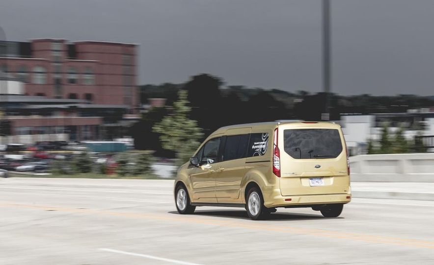 2014 Ford Transit Connect wagon - Slide 7