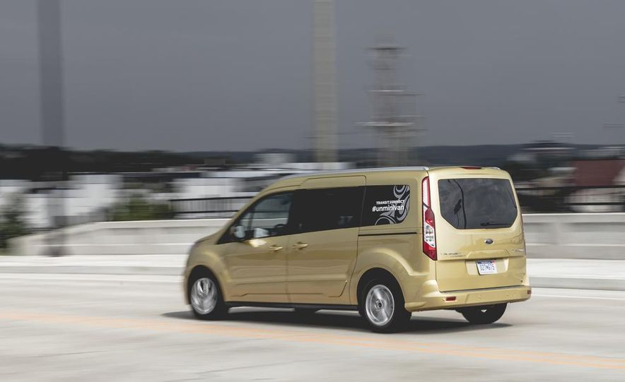 2014 Ford Transit Connect wagon - Slide 8