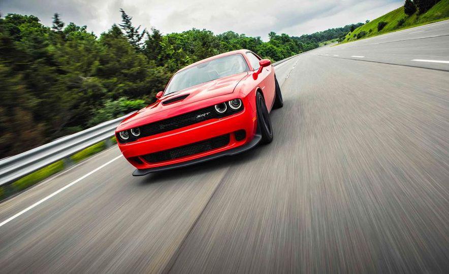 2015 Dodge Challenger SRT Hellcats - Slide 22