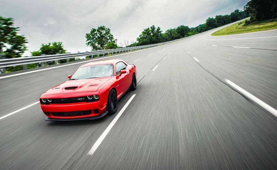 2015 Dodge Challenger SRT Hellcats - Slide 25