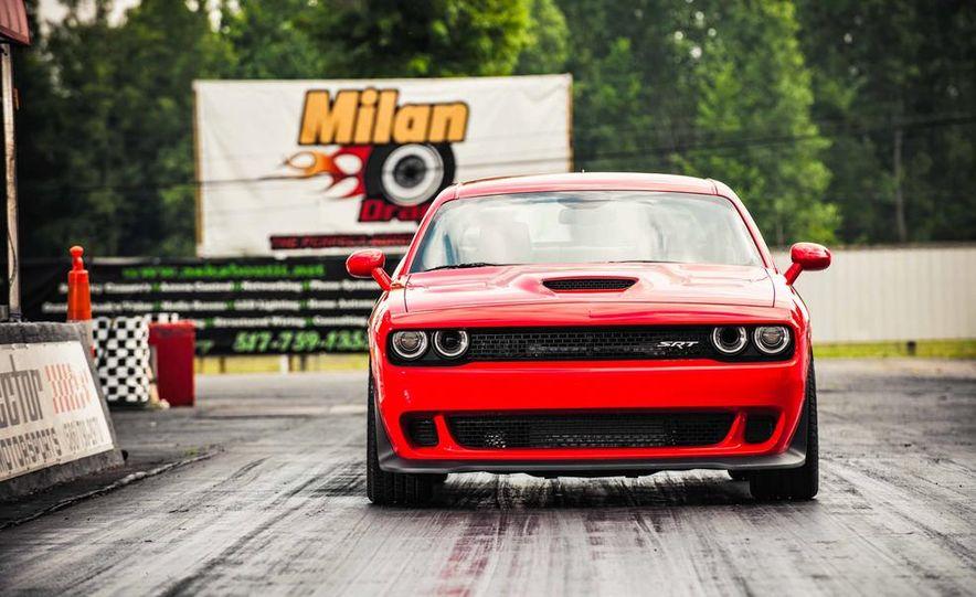 2015 Dodge Challenger SRT Hellcats - Slide 34