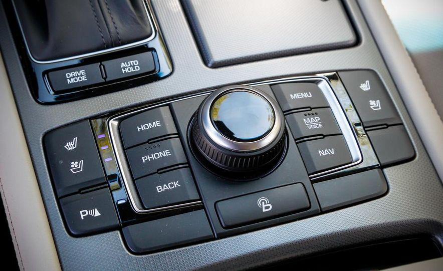 2015 Hyundai Genesis 5.0 sedan - Slide 27