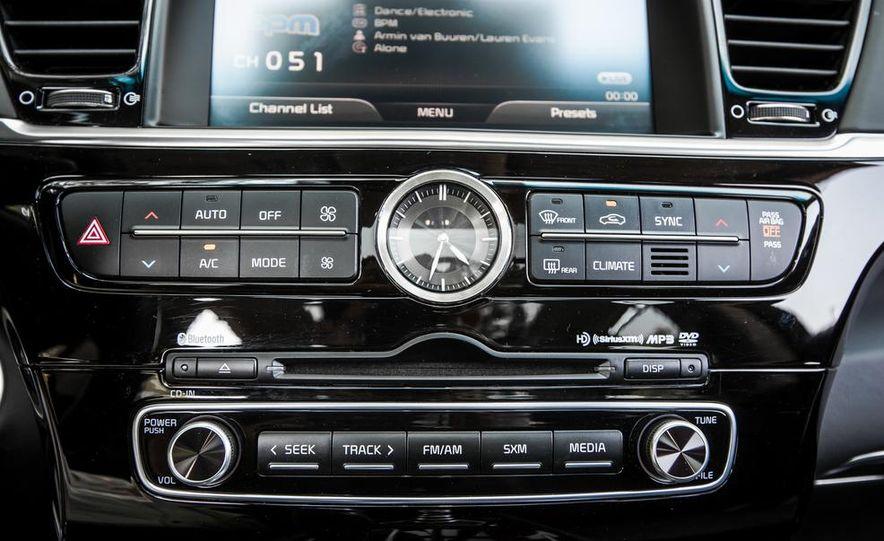 2015 Kia K900 VIP - Slide 78