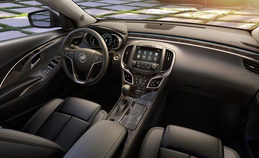 2015 Buick Enclave - Slide 10