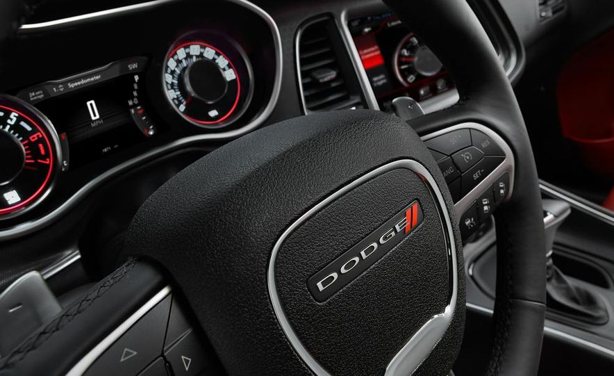 2015 Dodge Challenger SXT Plus - Slide 38