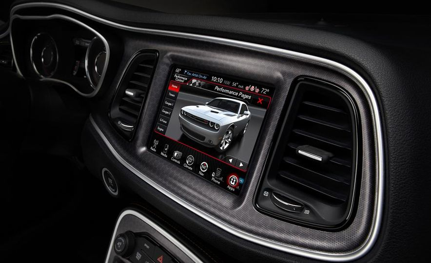 2015 Dodge Challenger SXT Plus - Slide 44