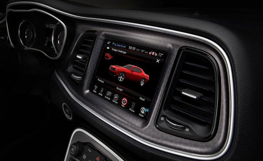 2015 Dodge Challenger SXT Plus - Slide 48