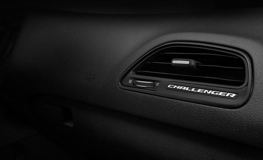 2015 Dodge Challenger SXT Plus - Slide 53