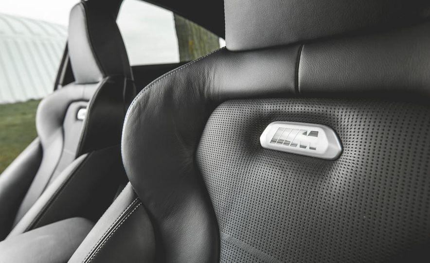2015 BMW M4 - Slide 29