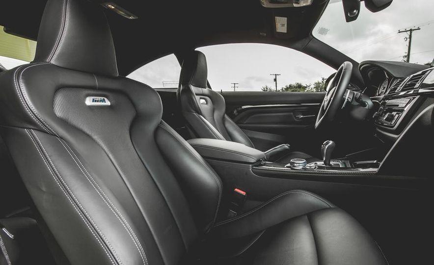 2015 BMW M4 - Slide 30