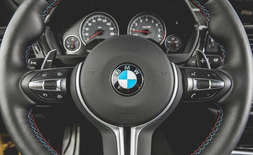 2015 BMW M4 - Slide 34