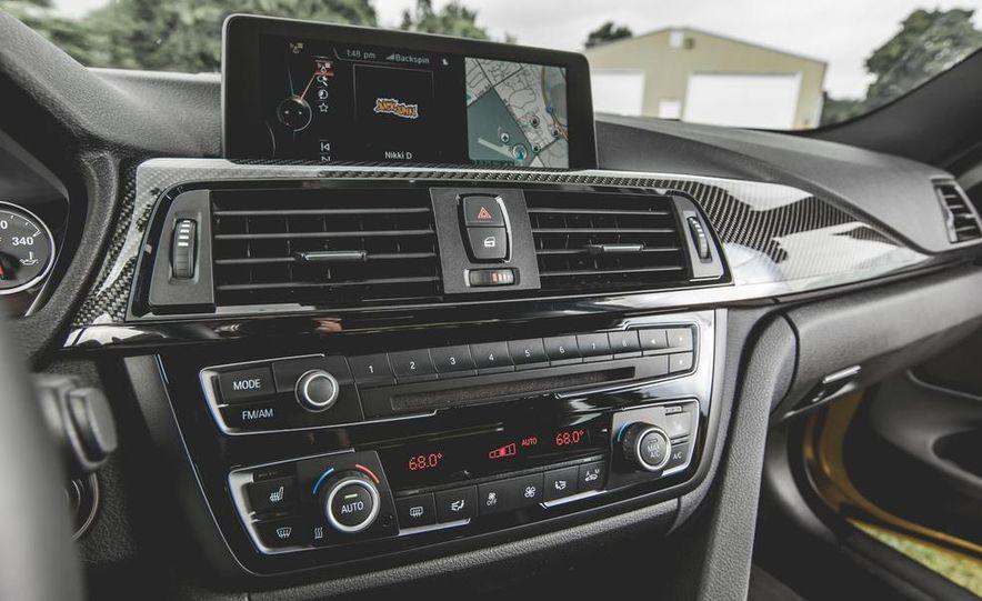 2015 BMW M4 - Slide 38