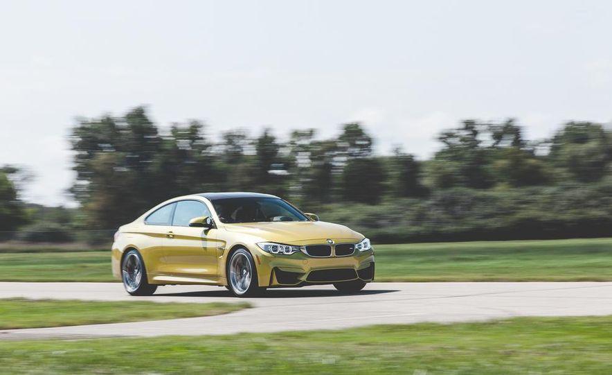 2015 BMW M4 - Slide 3