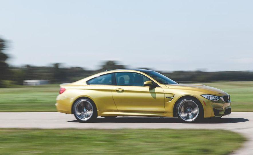 2015 BMW M4 - Slide 4