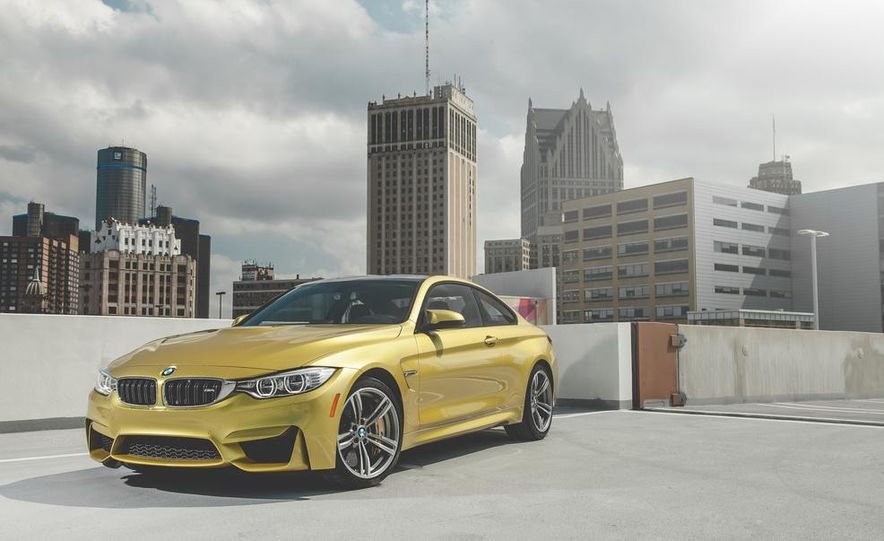 2015 BMW M4 - Slide 9