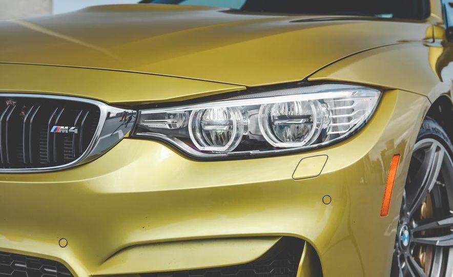 2015 BMW M4 - Slide 12