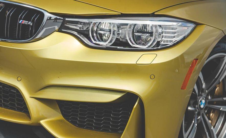 2015 BMW M4 - Slide 13