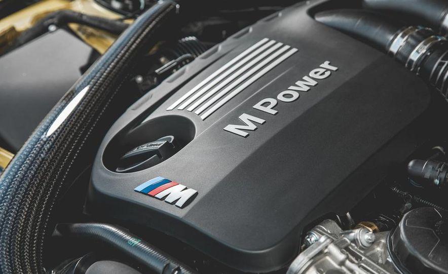 2015 BMW M4 - Slide 46