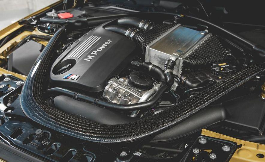 2015 BMW M4 - Slide 45