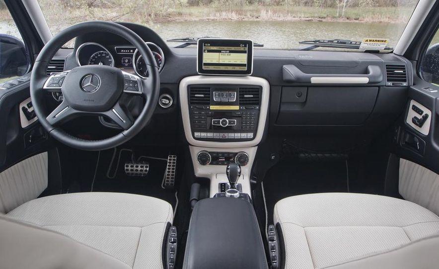 2014 Mercedes-Benz B-class Electric Drive model shown - Slide 43