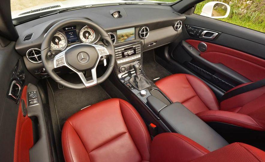 2014 Mercedes-Benz B-class Electric Drive model shown - Slide 82