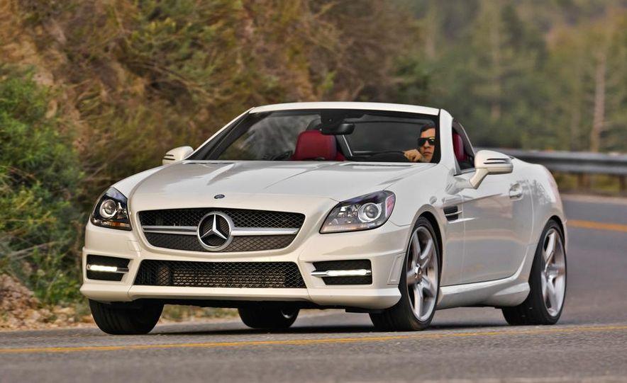 2014 Mercedes-Benz B-class Electric Drive model shown - Slide 79