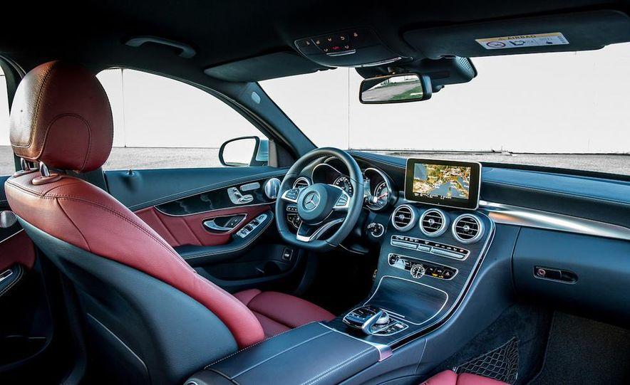 2014 Mercedes-Benz B-class Electric Drive model shown - Slide 11