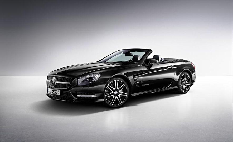 2014 Mercedes-Benz B-class Electric Drive model shown - Slide 75
