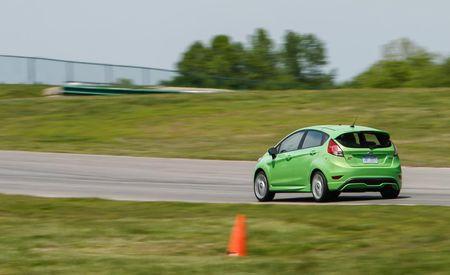 Lightning Lap 2014: Ford Fiesta ST