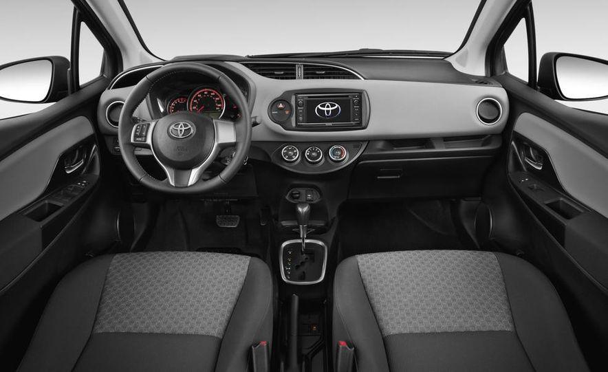 2015 Toyota Yaris SE - Slide 53