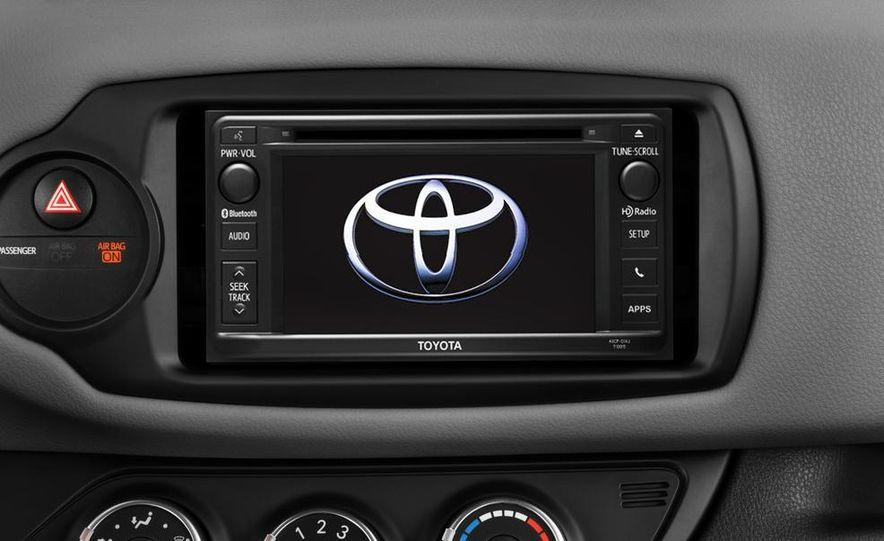 2015 Toyota Yaris SE - Slide 56