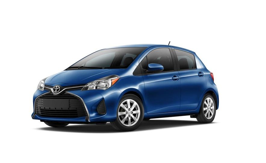 2015 Toyota Yaris SE - Slide 48